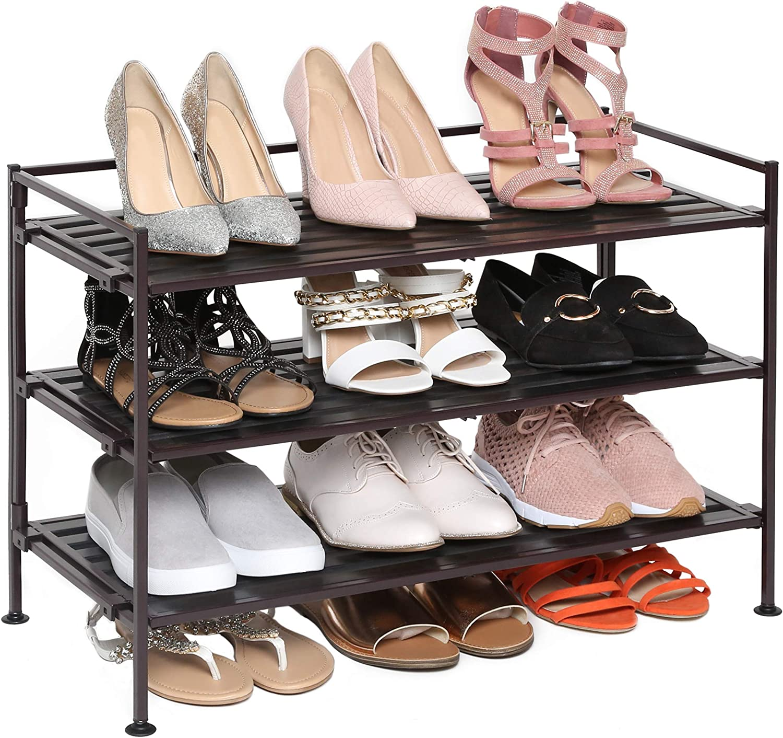 Best 5 Shoe Organizers