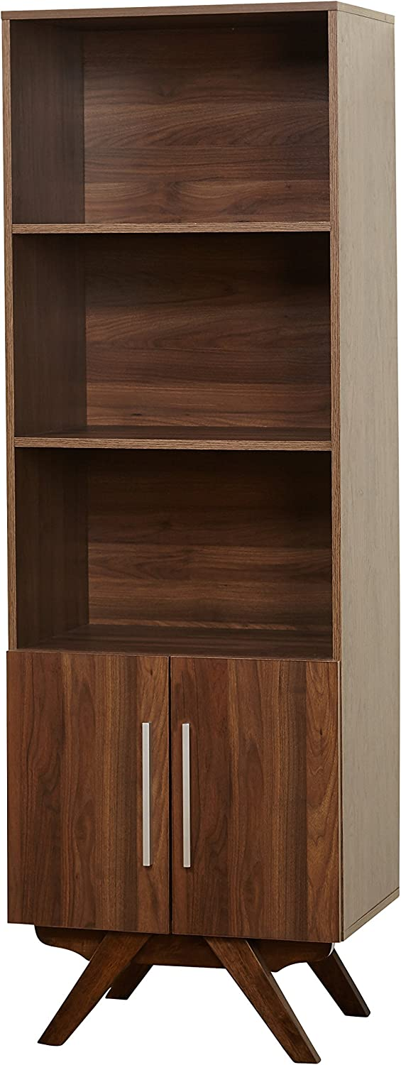 Target Marketing Systems Rue Bookcase Cabinet