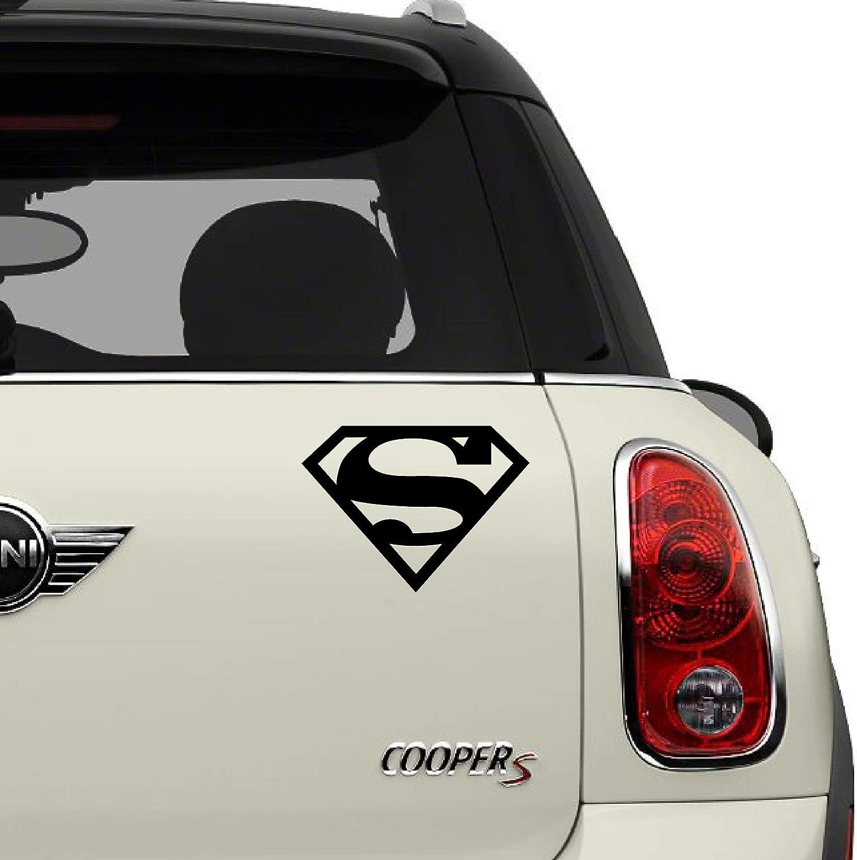 Superman Shield Automotive Decal//Bumper Sticker