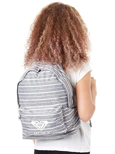 Amazon.com | Roxy Sugar Baby Backpack - Heritage Heather | Casual Daypacks