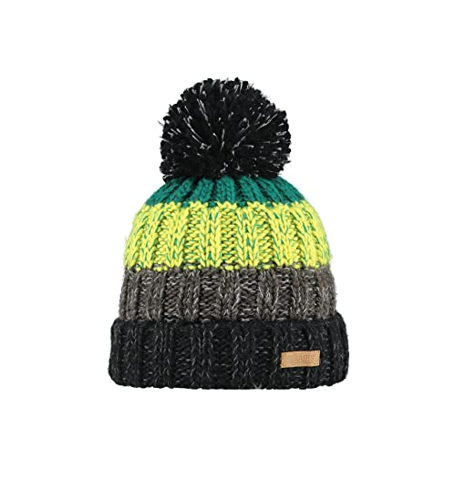 ed4cdade833bc Image Unavailable. Image not available for. Color: Barts Wilhelm Beanie  Black