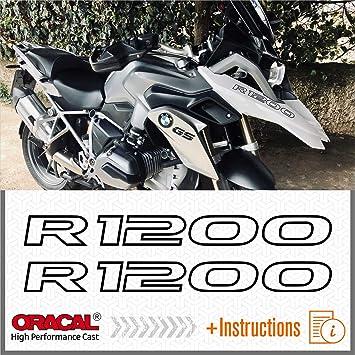 2x R1200 Black BMW Motorrad R 1200 GS 2013