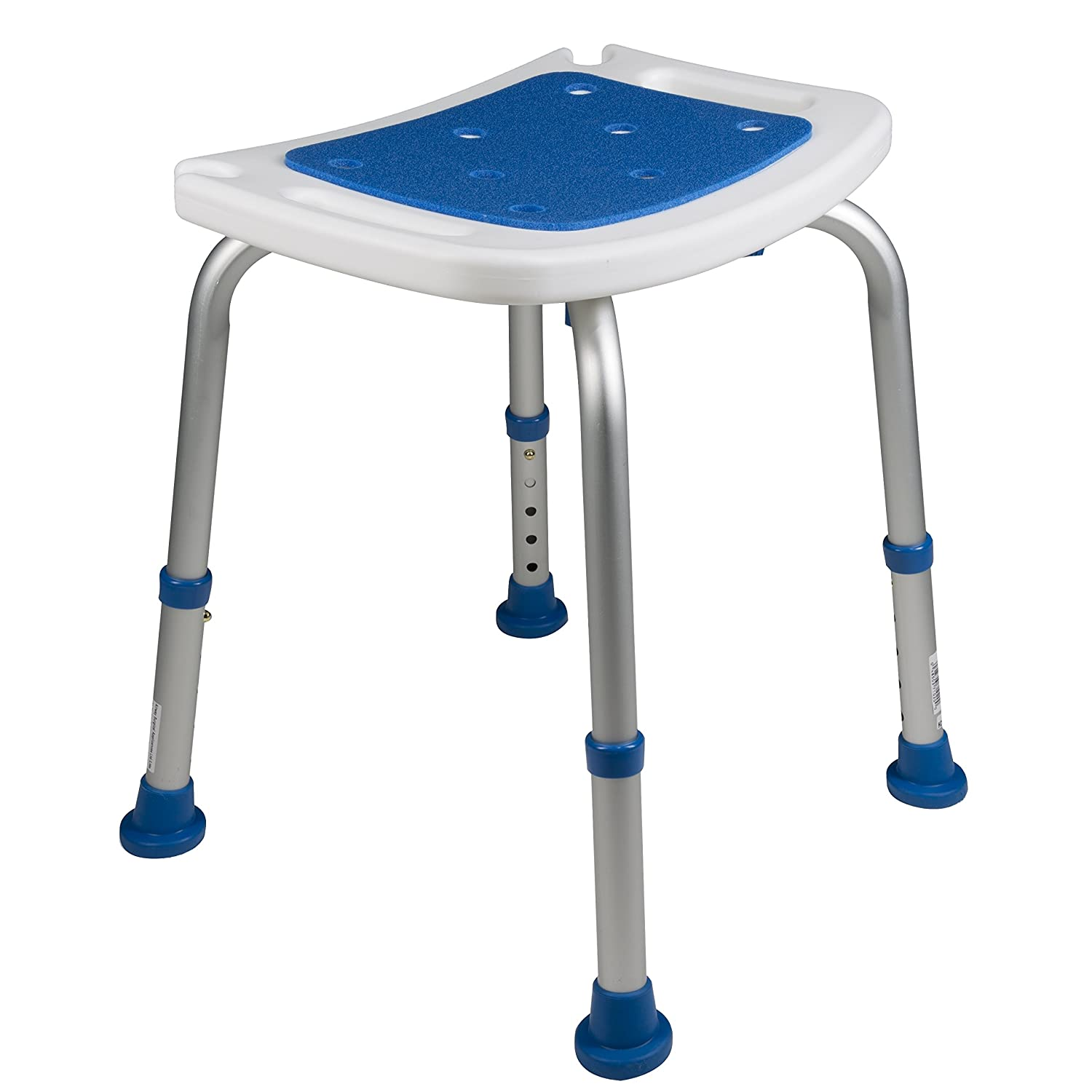 Phenomenal Pcp Bath Bench Shower Chair Safety Seat Adjustable Height Stability Grip Traction Medical Grade Senior Living Spa Aid Mobility Recovery Support Gamerscity Chair Design For Home Gamerscityorg