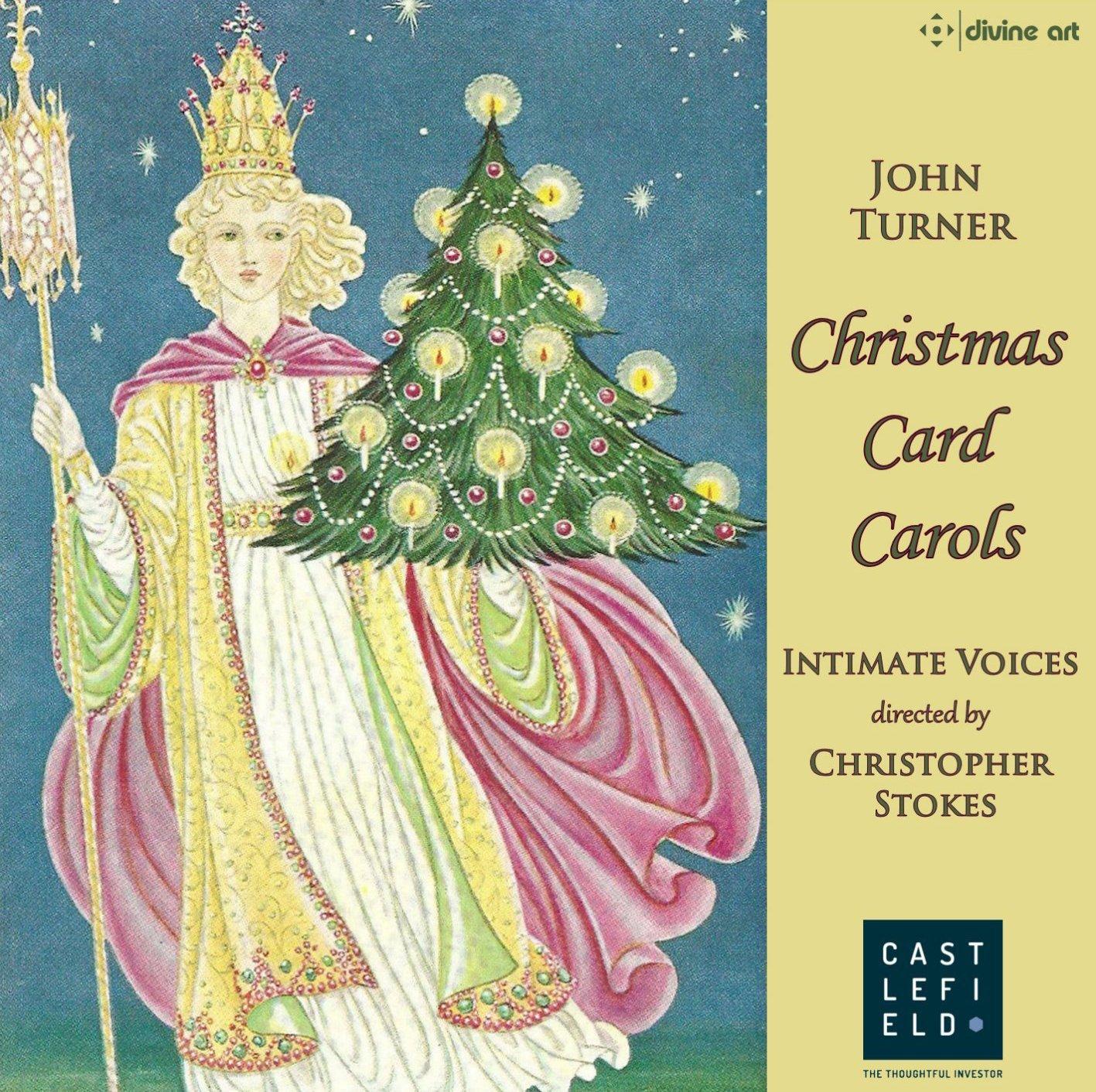Intimate Voices, John Turner, __ - Christmas Card Carols - Amazon ...