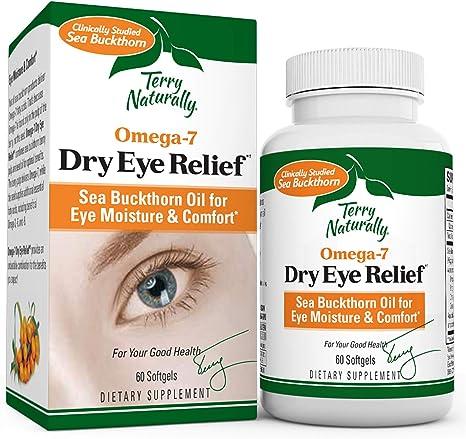 Europharma Terry Naturalmente Omega7 Distanza Occhio Oculare Con Sba Softgels Vegetariani 24 60 Amazon It Salute E Cura Della Persona
