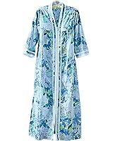 National Plissé Robe- Long