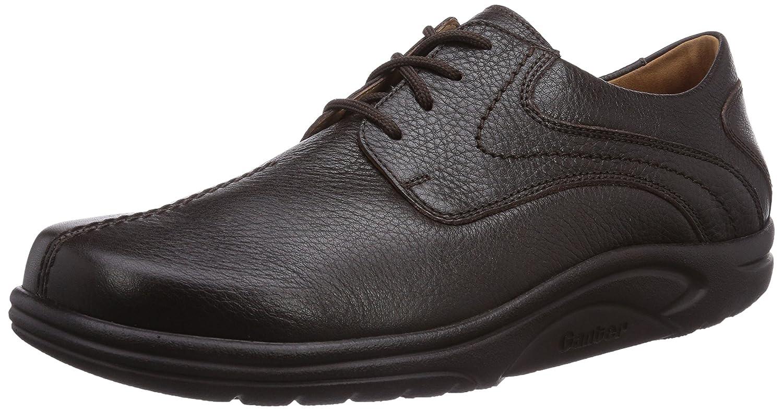 TALLA 44 EU. Ganter Aktiv Guido, Weite G - Zapatos con Cordones de Cuero Hombre
