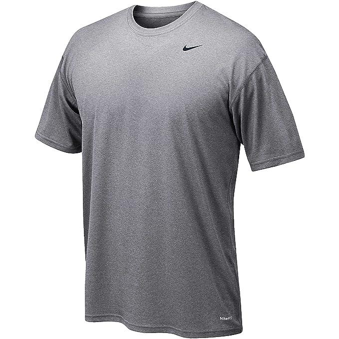 Nike Core Short Sleeve Cotton T Shirt Black Basic Tee