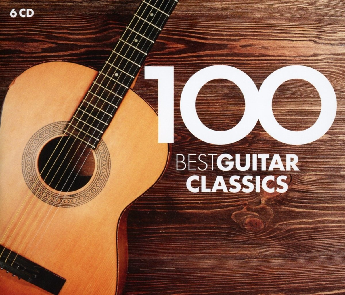 100 Best Guitar Classics: Various Artists: Amazon.es: Música