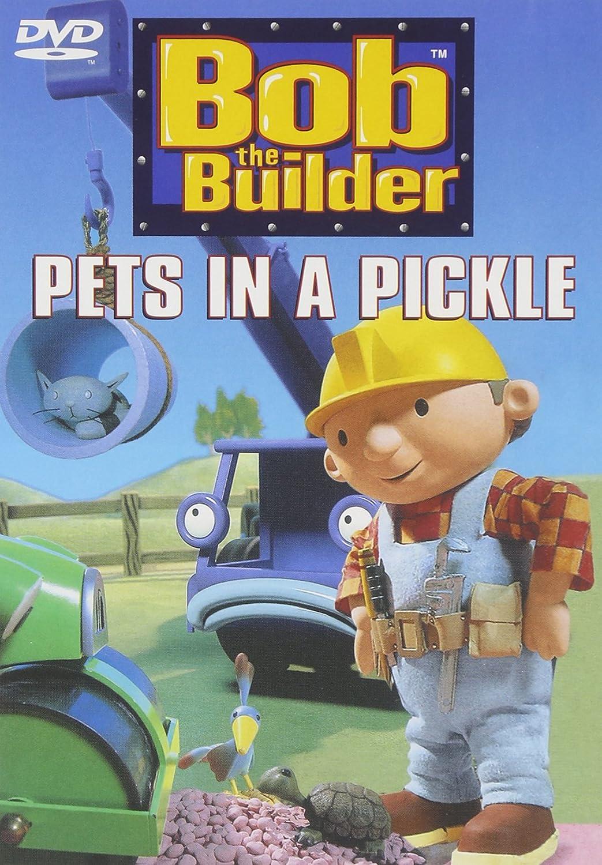 Bob the builder live online dvd rental - Amazon Com Bob The Builder Pets In A Pickle Rob Rackstraw Kate Harbour Neil Morrissey Lorelei King Alan Marriott Lachele Carl Emma Tate
