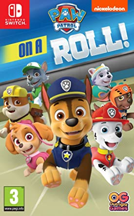 Paw Patrol: On a roll! - Nintendo Switch [Importación inglesa]: Amazon.es: Videojuegos
