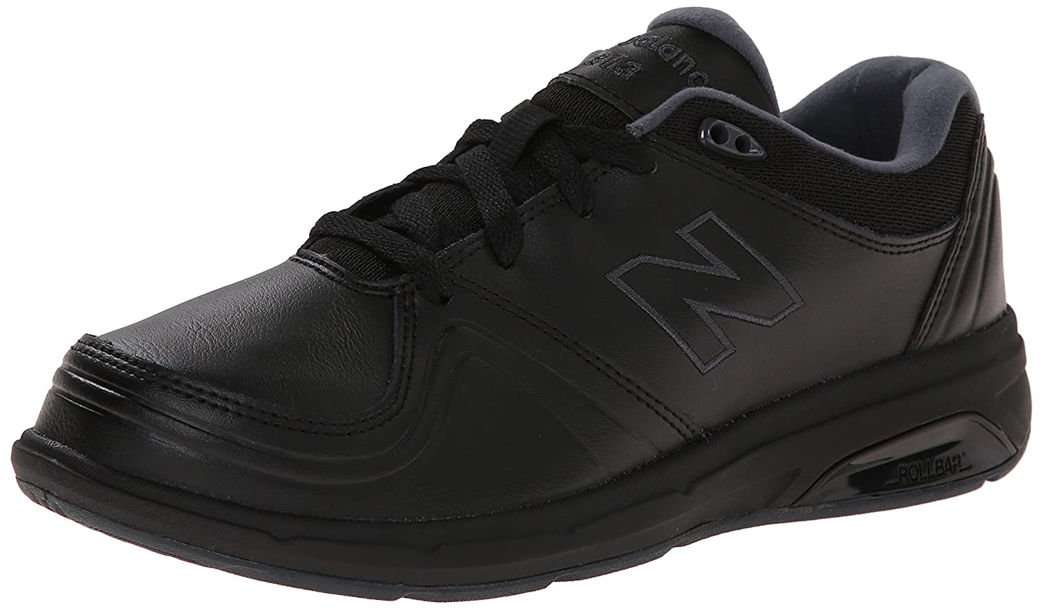 New Balance Women's WW813 Walking Shoe B00LNN1UFW 10 2A US|Black