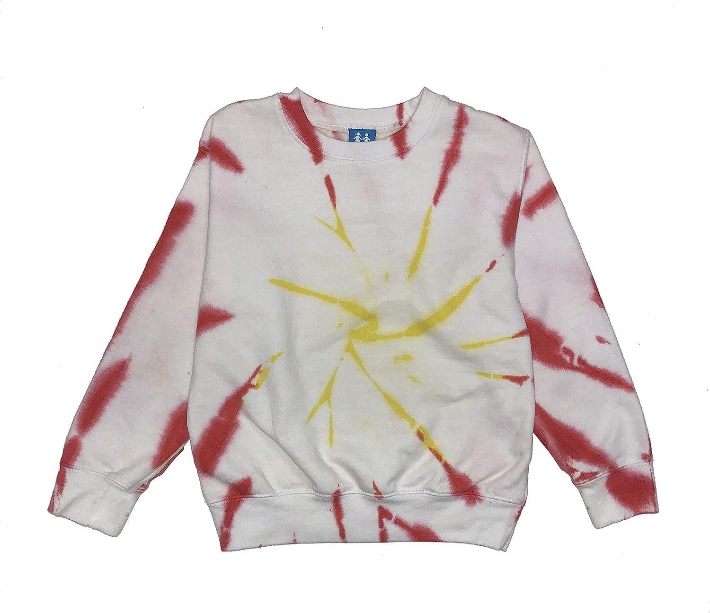 Tie Dye Sweatshirt Handmade