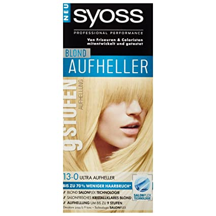 Image result for SYOSS 13 ULTRA AUFHELLER