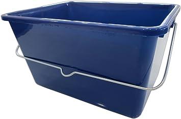 Farbeimer Nimba Box Kunststoff mit Tragebügel Inhalt 8 Liter Schuller