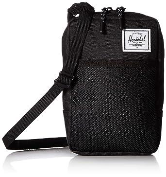 Amazon.com  Herschel Sinclair Large Cross Body Bag Black One Size ... 0c27077f6b00c