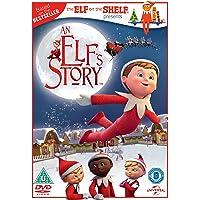 An Elf's Story: The Elf On The Shelf (Christmas Decoration) [2012]