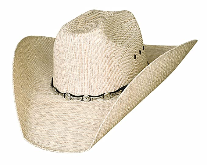 Justin Moore Montecarlo Bullhide Hats Backwoods Western 50X Tuff Straw  Cowboy Hat (7 1  e1af54b4037c