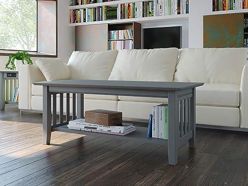 Atlantic Furniture Mission Coffee Table