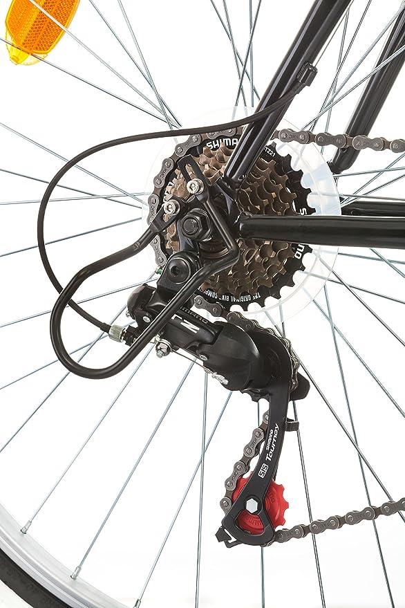 Interbike TACTILE Bicicleta de montaña, Tamaño de rueda: 26 ...