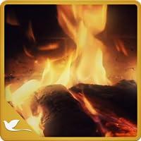 Calm Fireplace TV