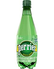Perrier Carbonated Natural Spring Water-Pet Bottles, Original, 500ml (Total of 24), 29.2 lb