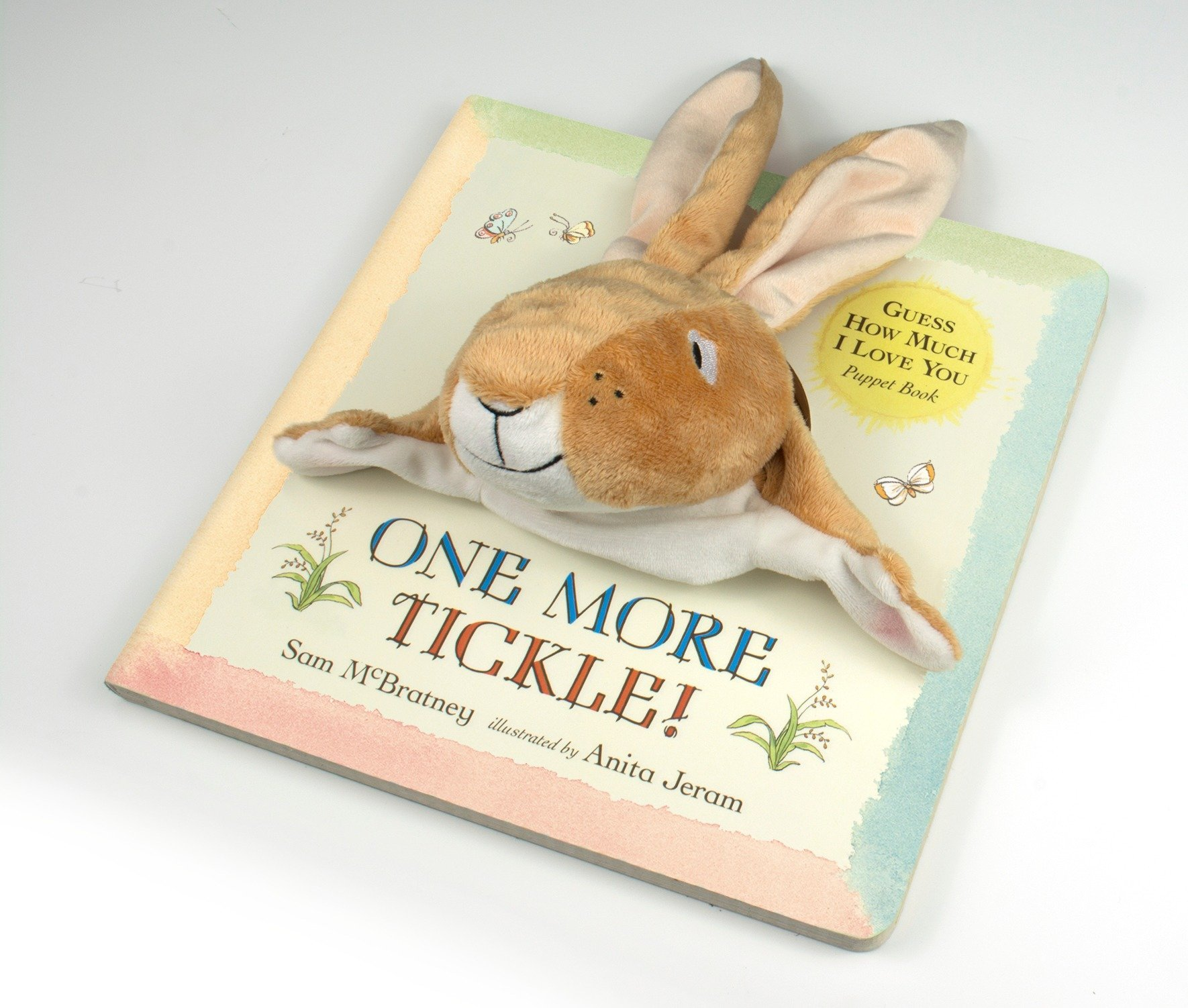 Guess How Much I Love You: One More Tickle!: A Puppet Book