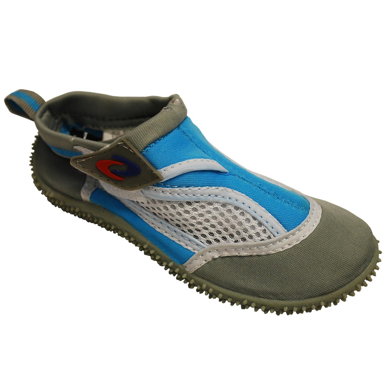 Amazon.com: retozón Niñas Velcro Agua Zapatos Tamaño 5 – 10 ...