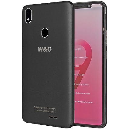 83d249d1b27 Celulares Baratos W&O MAX 7. Cuenta con Android 8.1. Escaner de Huella  Digital. Cámara de 13 Megapíxeles Con Flash ...