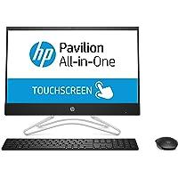 HP Hepsi Bir Arada Masaüstü Bilgisayarı Intel core_i5 2048 HDD SSD 8 MX110 Nvidia DOS QWERTY (Türkçe Klavye), Beyaz