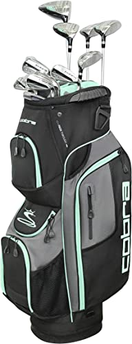 Cobra Golf 2019 Women s XL Speed Complete Golf Set, Right Hand