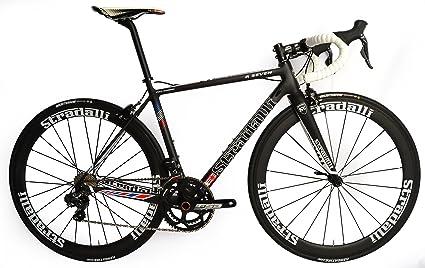 ab500fd6ff9 Stradalli R7 Stars Full Carbon Road Bike. Shimano Ultegra Di2 6870 11 Speed  50mm Carbon