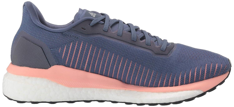 Adidas Solar Drive 19 Chaussures de Course à Pied pour Femme Tech Ink/White/Glow Pink