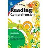 Carson Dellosa Skill Builders Reading Comprehension Workbook—Language Arts Grade 6 Reproducible Activity Book With Reading Pa