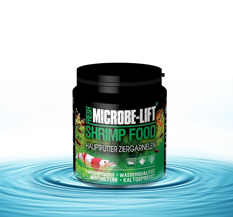 MICROBE-LIFT Shrimp Food Soft Granulés Doublure 150ml ARKA Biotechnologie GmbH