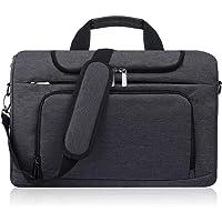 Bertasche Laptoptasche 17 Zoll - 17,3 Zoll Notebooktasche Wasserdicht Schulter Tasche für Uni Arbeit Business