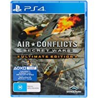 AIR CONFLICTS SECRET WARS ULTIMATE (PS4)