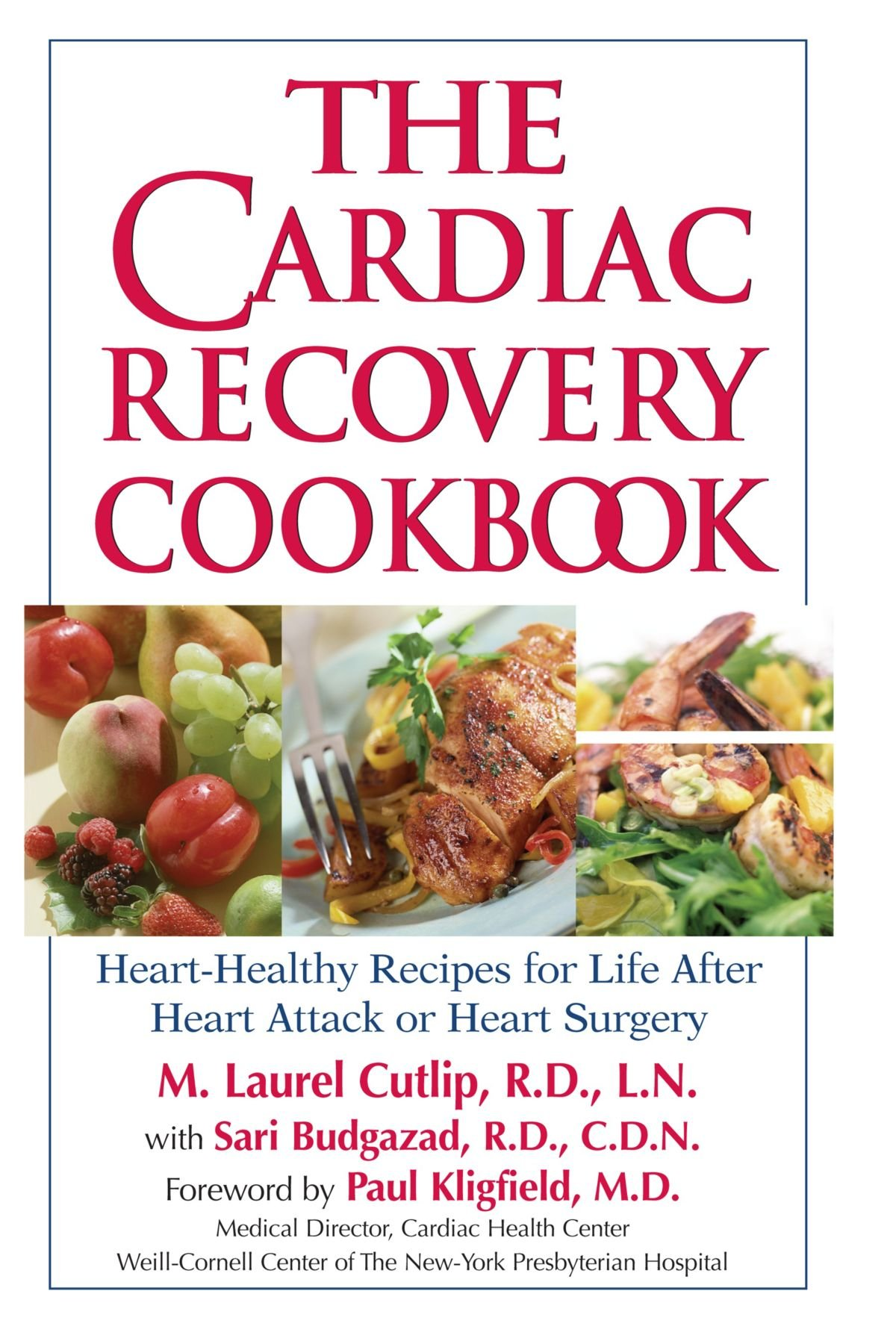 Cardiac Recovery Cookbook Healthy Recipes product image