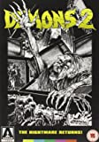 Demons 2 [DVD] [1986]