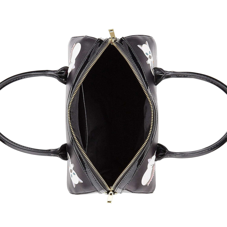 Shagwear Sac /à Main Femme Trendy Bandouli/ère Cabas Sac D/épaule Fourre-Tout PU Cuir frange avec bandouli/ère ajustable