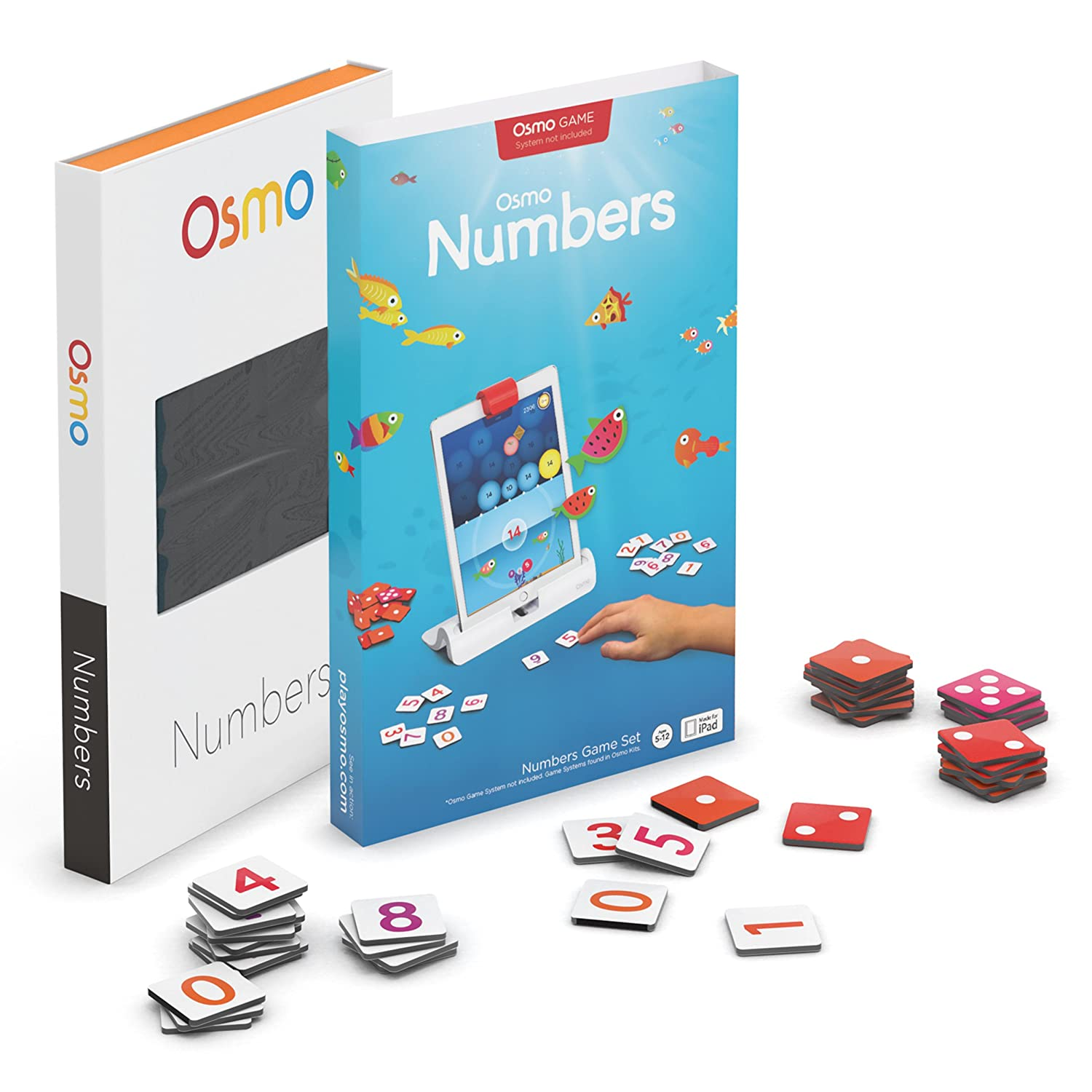 Osmo Numbers Game (Osmo Base Required): Amazon.co.uk: Toys & Games