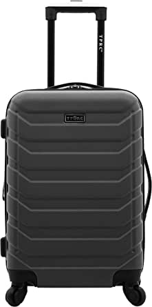 "TPRC 20"" Madison Heights Hard Expandable Spinner Carry-On Luggage"