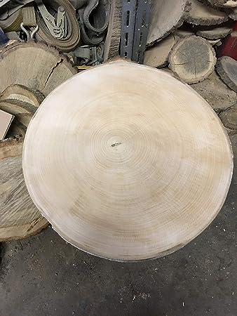 Kjr Holzmanufaktur Baumscheibe Holzscheibe Ca 60x5 Cm Basteln