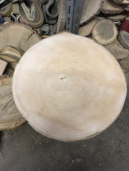 Kjr Holzmanufaktur Baumscheibe Holzscheibeca 65 X 5 Cm