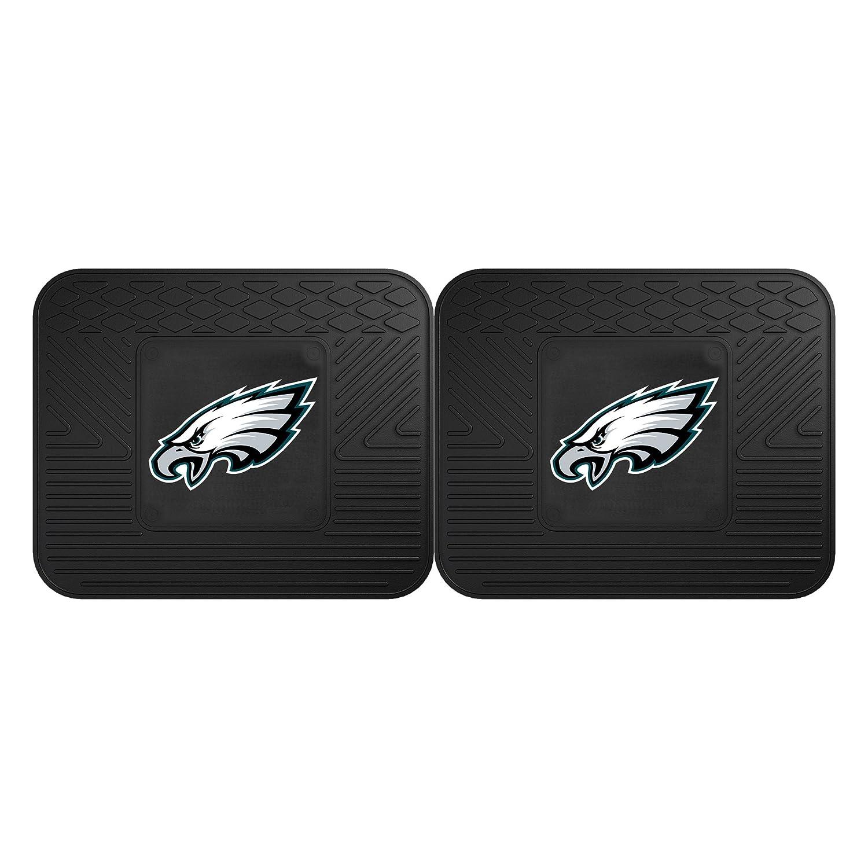 FANMATS 12315 NFL 2 Piece Philadelphia Eagles Utility Mat