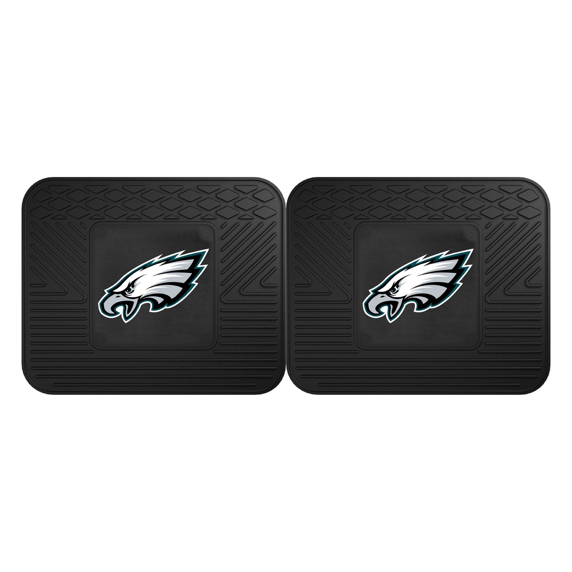 Fanmats 12315 NFL - Philadelphia Eagles Utility Mat - 2 Piece