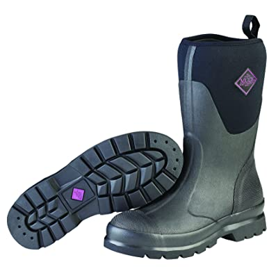 Muck Boots Chore Rubber Women's Work Boot: Shoes