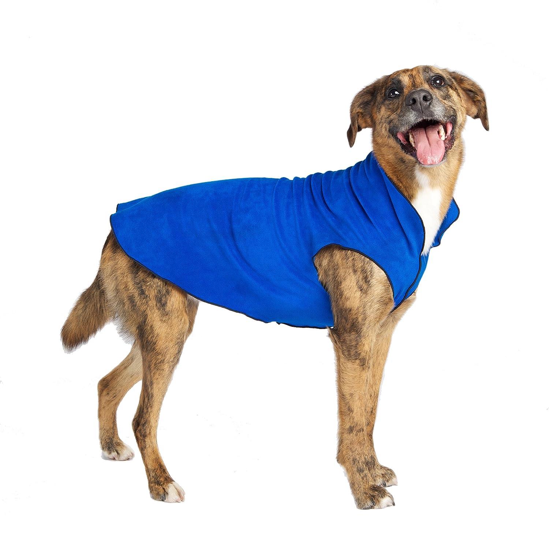 bluee l bluee l gold Paw Series gold Paw Fleece, Size 4 bluee