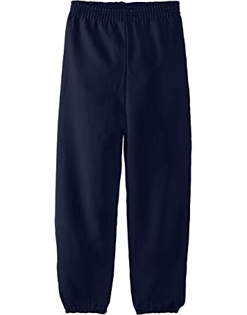e9474004 Hanes Boys' Eco Smart Fleece Pant