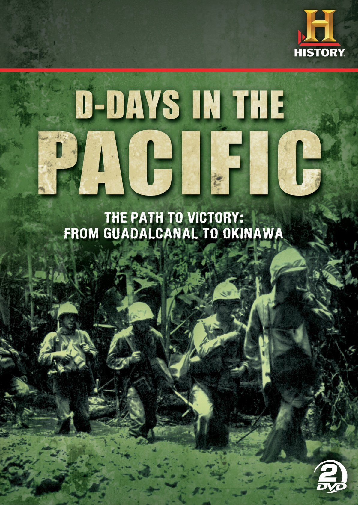 D-Days in the Pacific: The Path to Victory: From Guadalcanal to Okinawa (DVD)